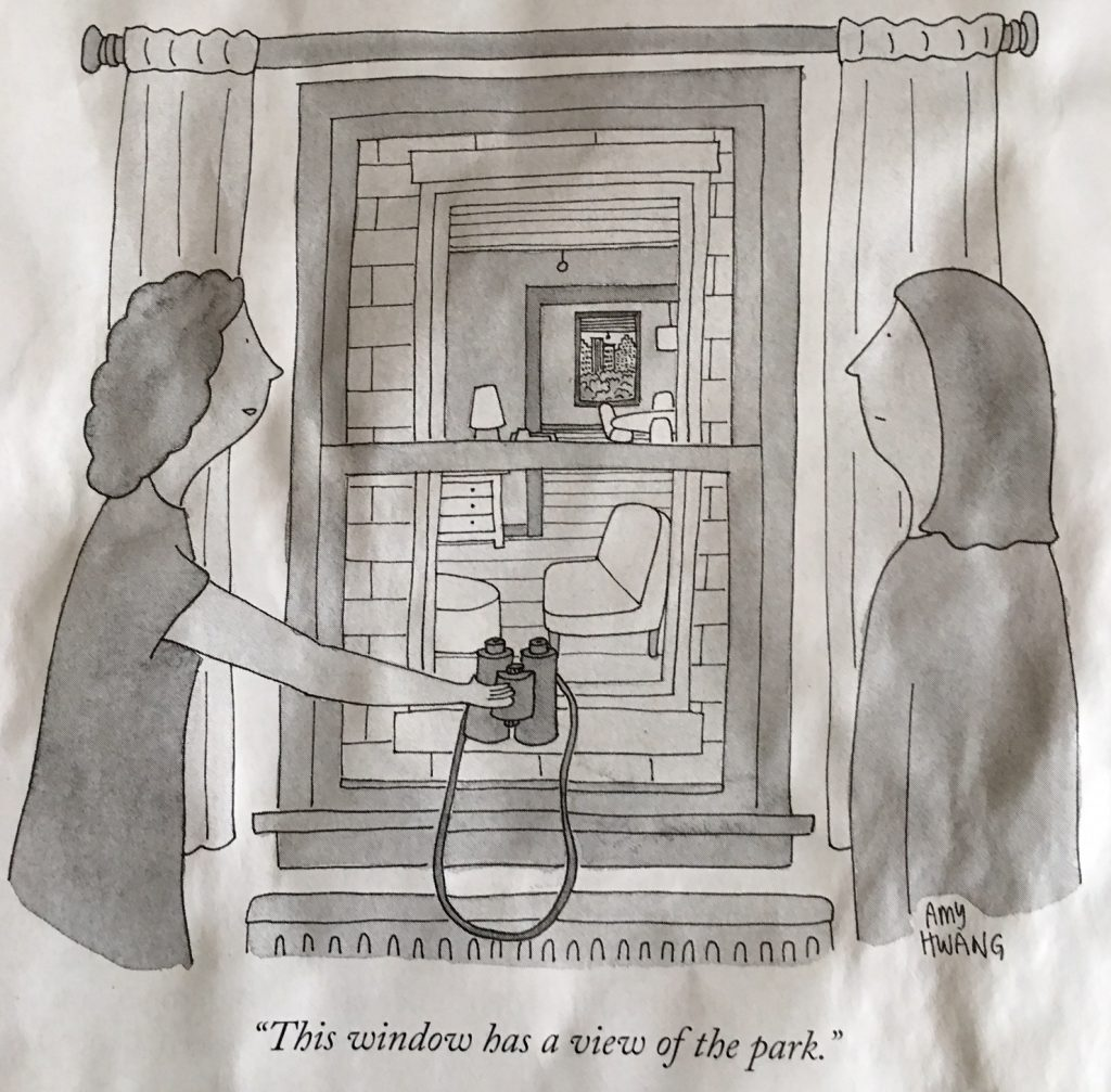 Carton from The New Yorker