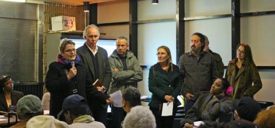 De Blasio Zoning Plan Unites Civic Groups in Opposition