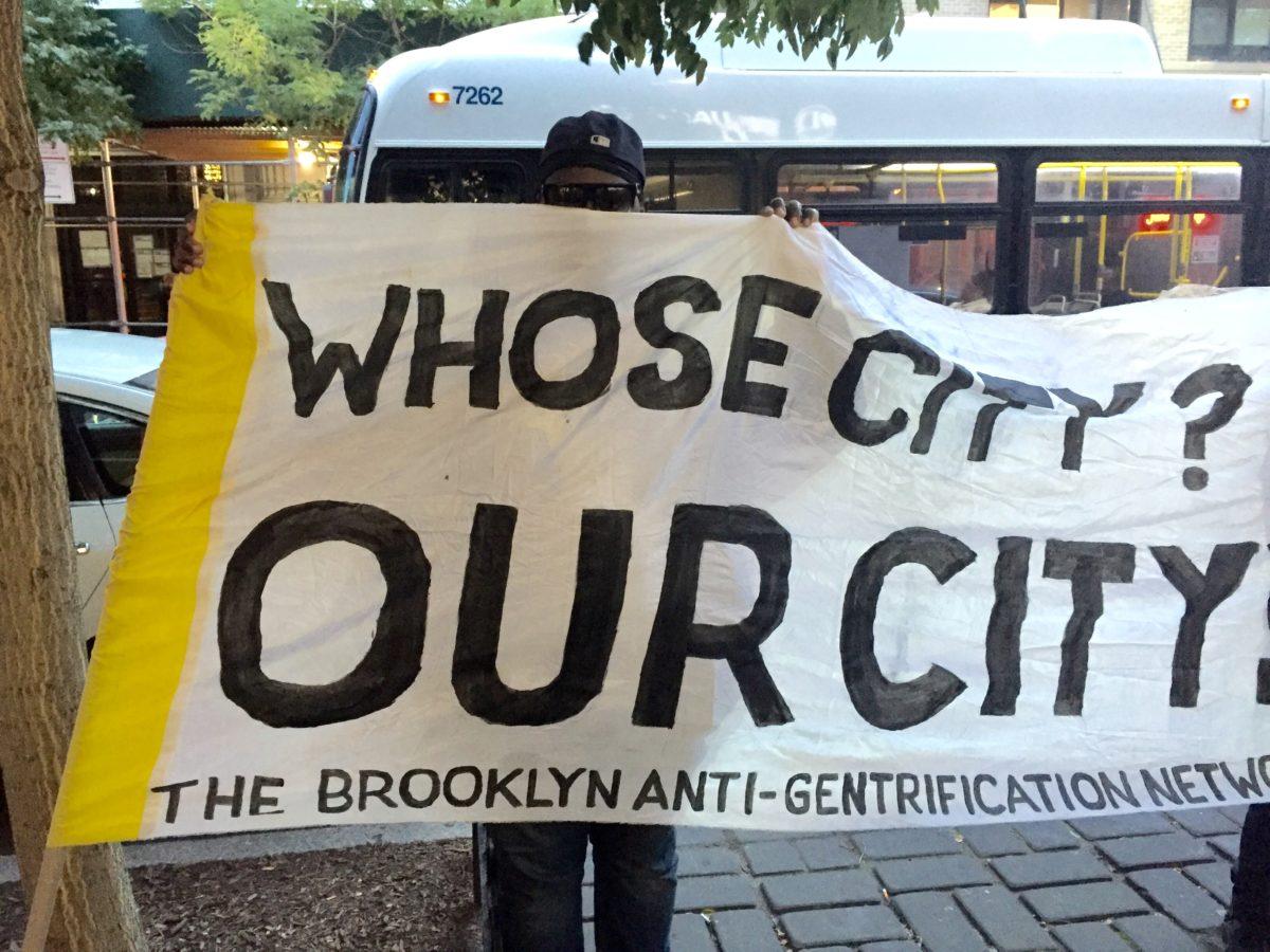 Whose City? Our City!